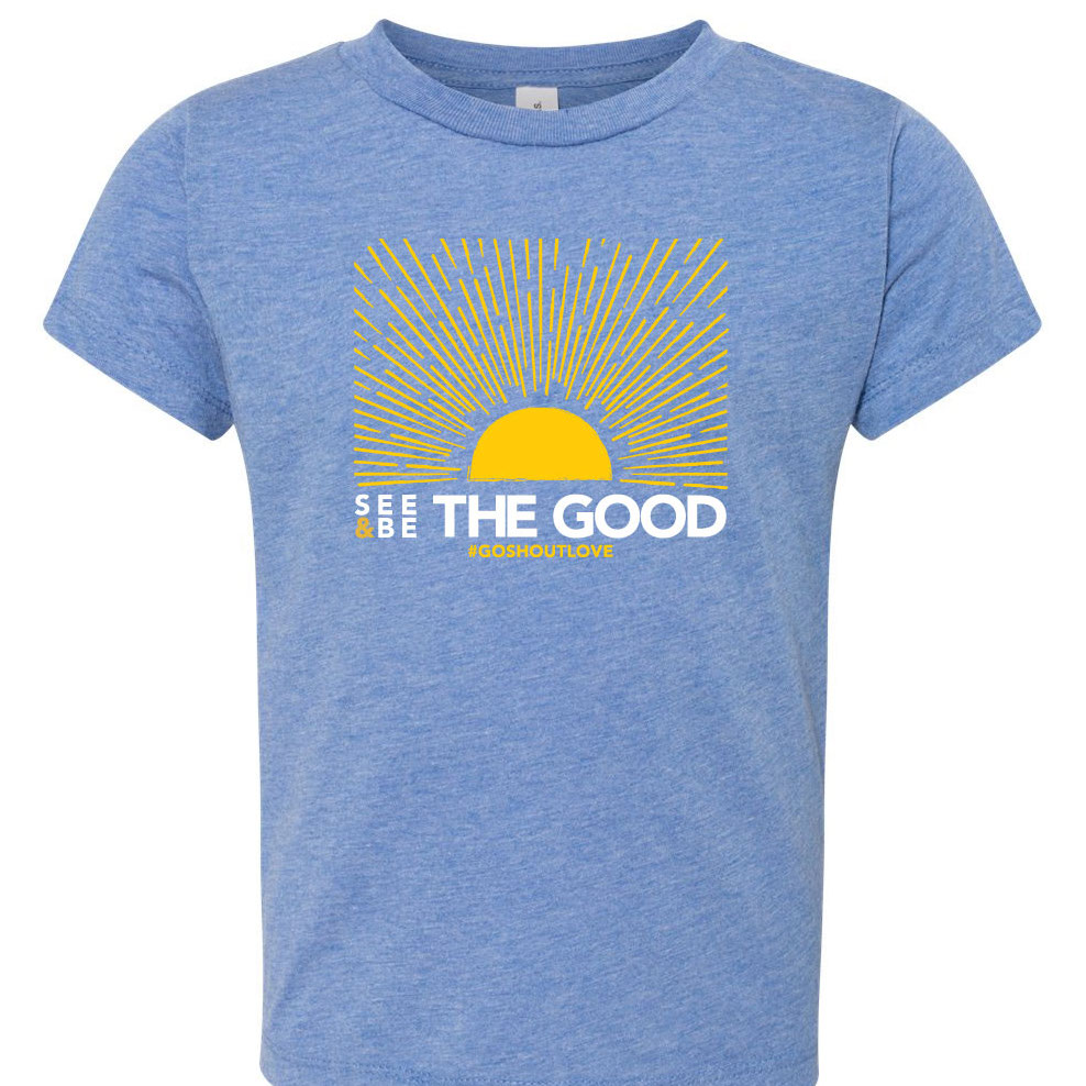 See & Be The Good – Child Tee
