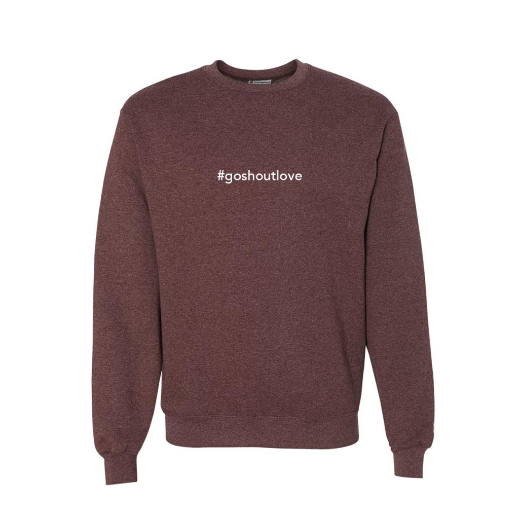#goshoutlove Sweater